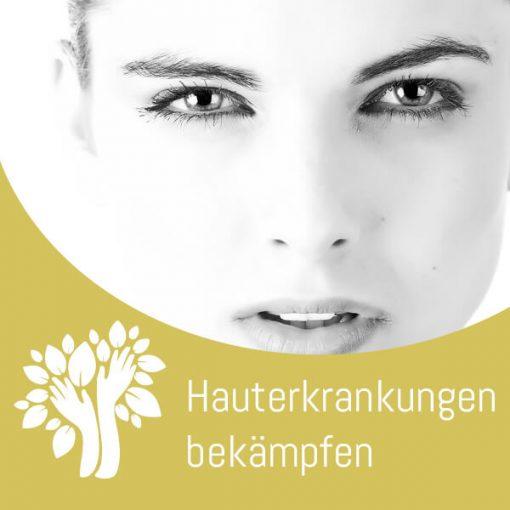 Hautkrankheiten bekämpfen mit Hypnose www.TranceHeal.de