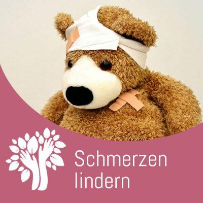 Schmerzen lindern mit www.TranceHeal.de